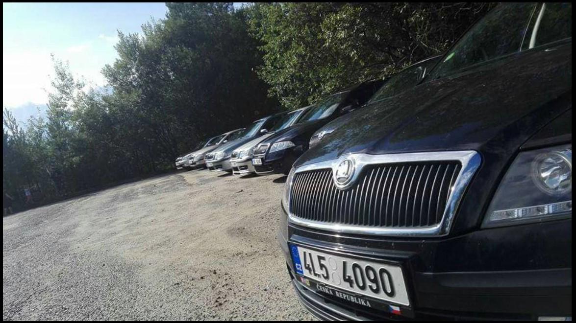 b100514877c Škoda Octavia Club Lbc - Srazy a setkaní